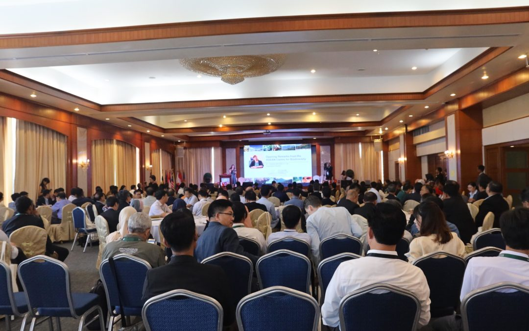 6th ASEAN Heritage Parks Conference starts with EU-ASEAN policy dialogue